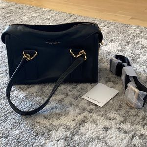 Marc Jacobs Wellington Mini Leather Satchel ($400)